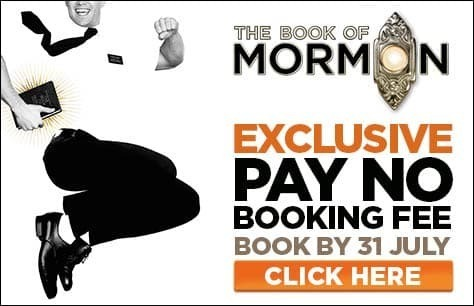 The Book of Mormon Preview Image