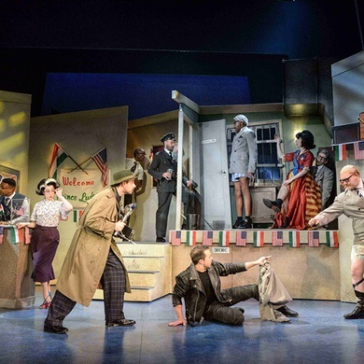 The Comedy About A Bank Robbery Images