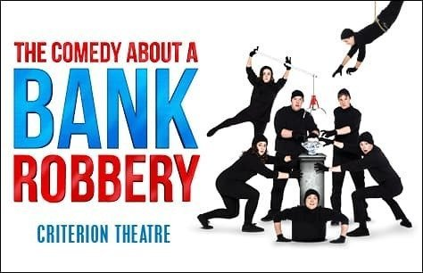 The Comedy About a Bank Robbery Preview Image