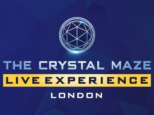 The Crystal Maze LIVE Experience (West End) Preview Image