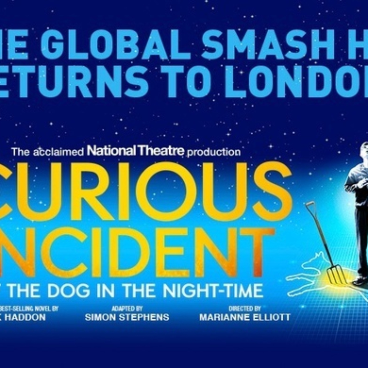 The Curious Incident of the Dog in the Night-time Images