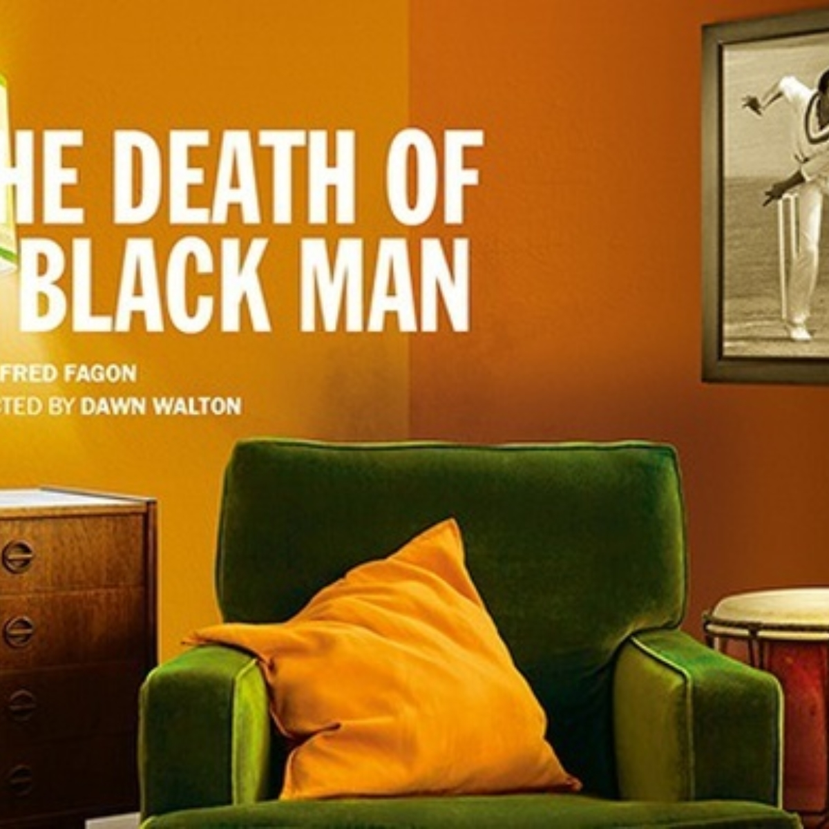 The Death of a Black Man Images