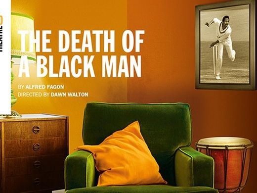 The Death of a Black Man Preview Image