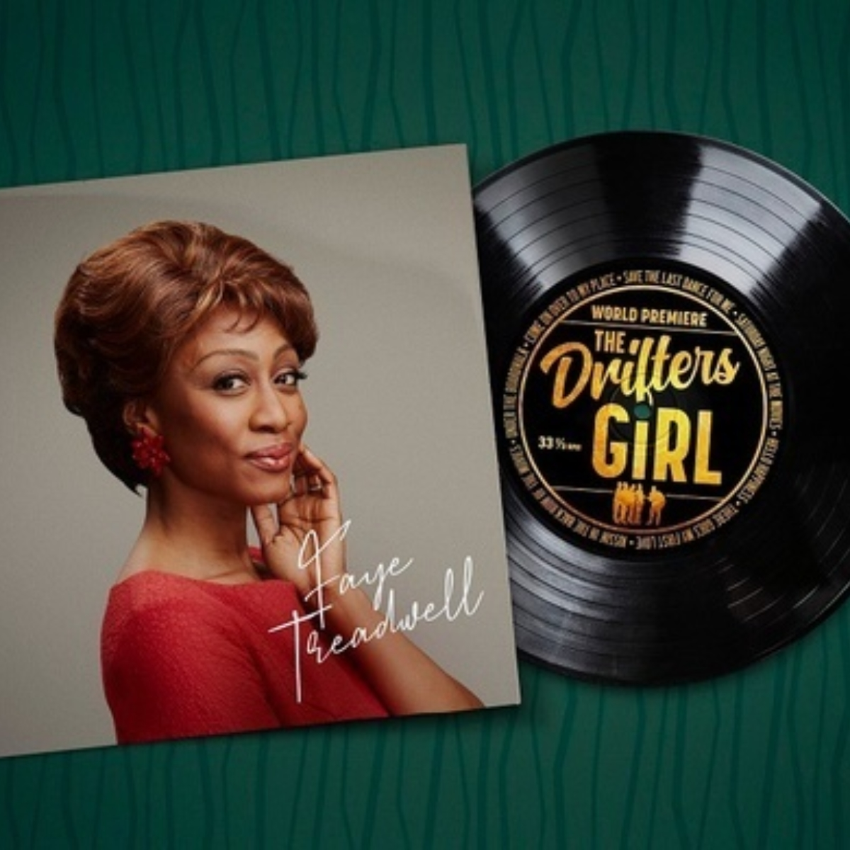 The Drifters Girl Images