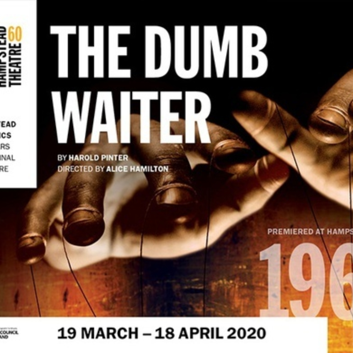 The Dumb Waiter Images