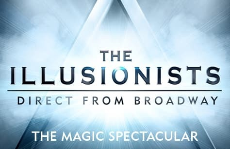 The Illusionists: Direct From Broadway Preview Image