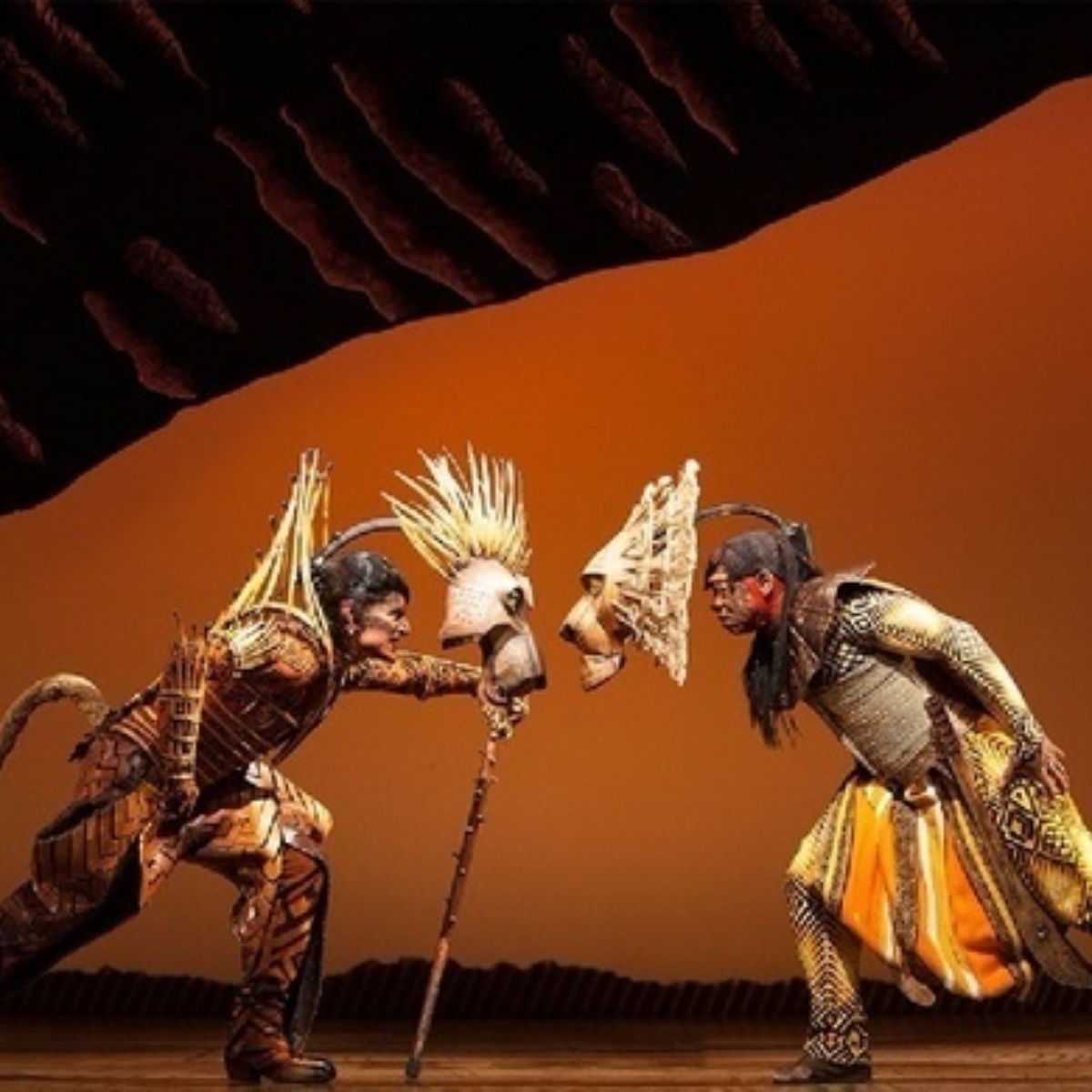 The Lion King - Broadway Images