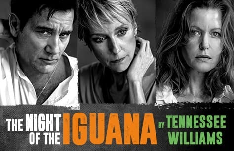 The Night of the Iguana Preview Image