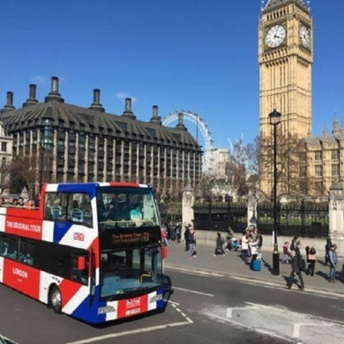 The Original London Sightseeing Tour (24hr) Images