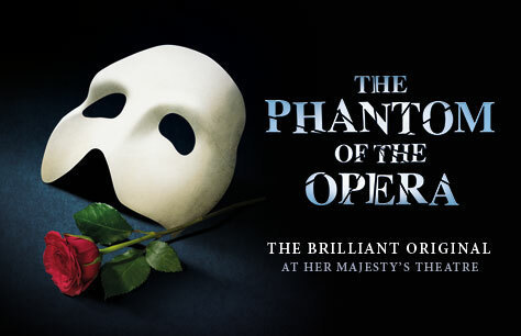 The Phantom of the Opera and Dinner at Farzi Cafe Preview Image