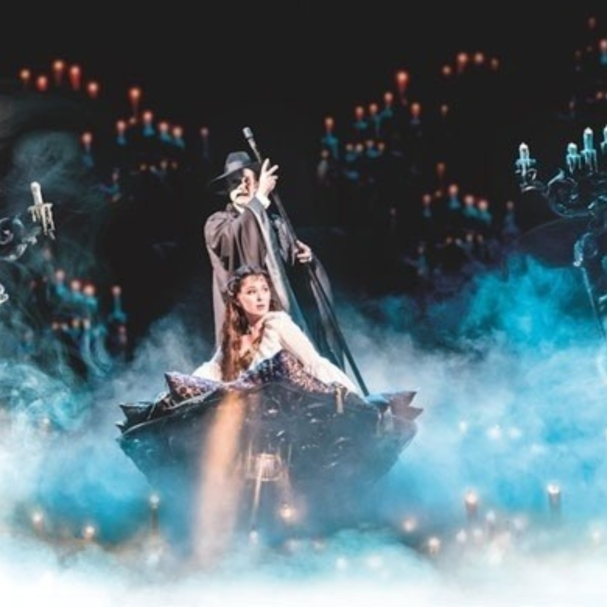 The Phantom of the Opera Show and Free Meal Images