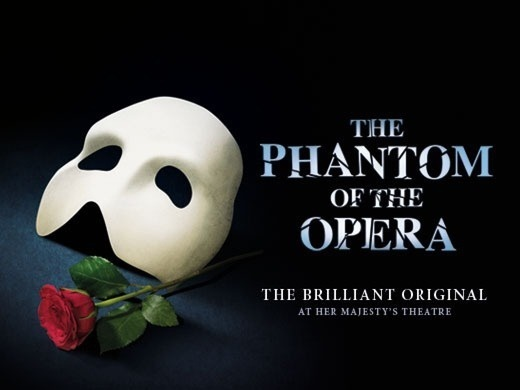 The Phantom of the Opera Show and Free Meal Preview Image