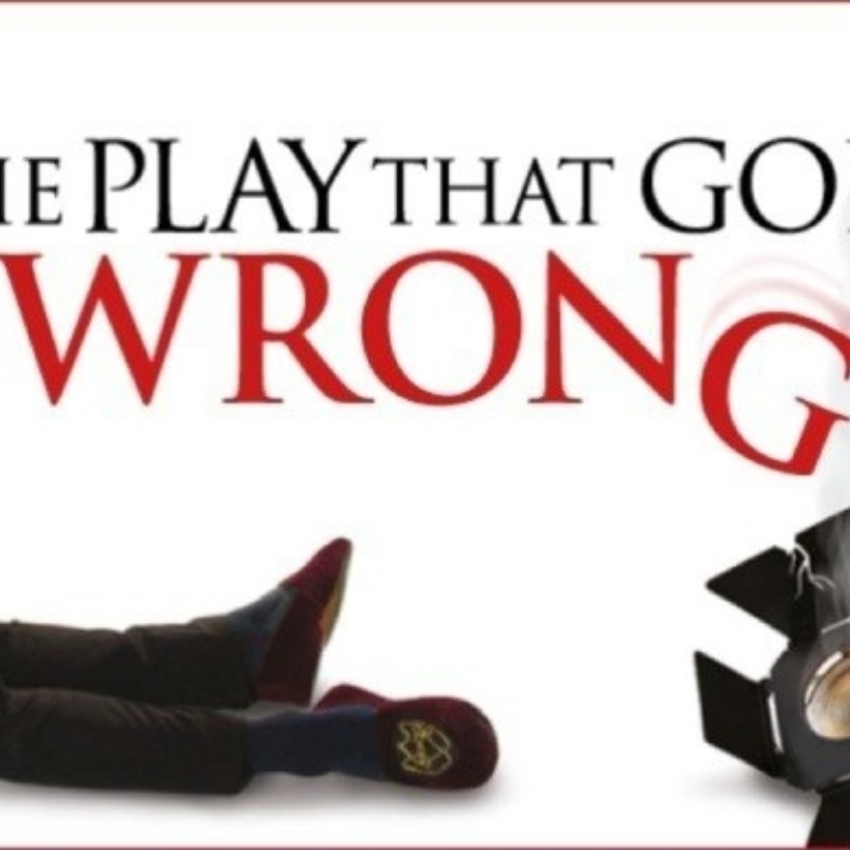 The Play That Goes Wrong Images