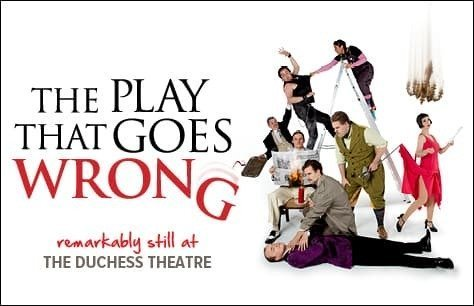 The Play That Goes Wrong Preview Image