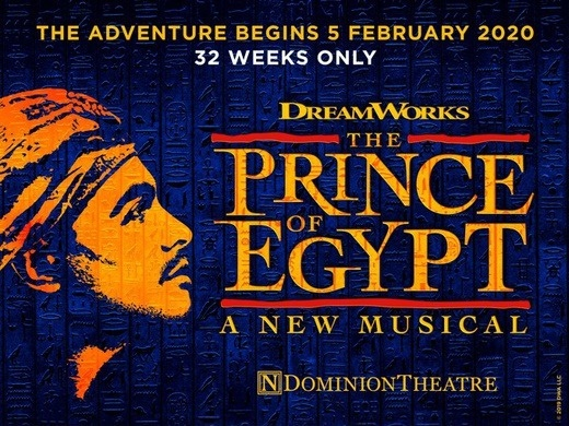 The Prince of Egypt and a Free Meal Preview Image