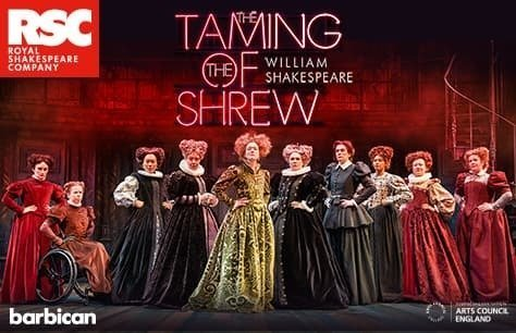 The Taming of the Shrew Preview Image