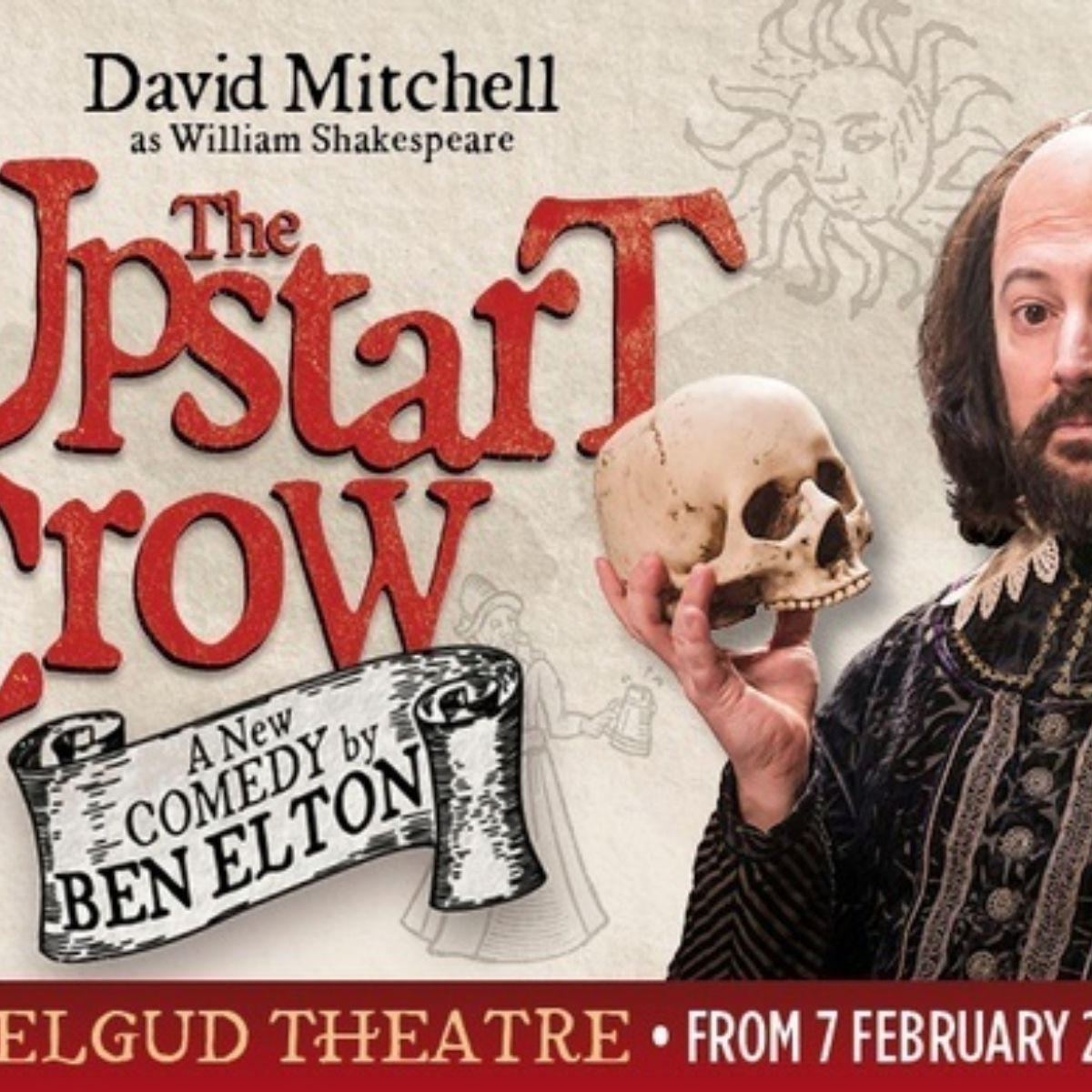 The Upstart Crow Images