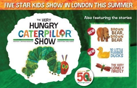 The Very Hungry Caterpillar Show Preview Image