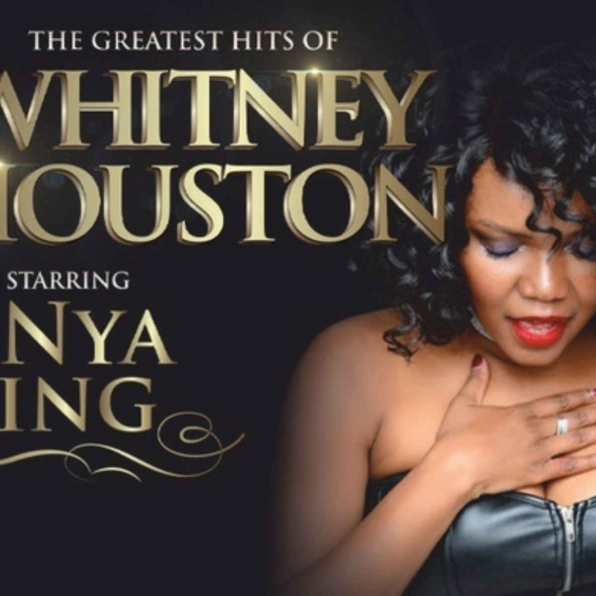The Whitney Houston Experience - starring Nya King Images