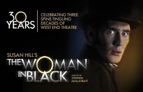 The Woman in Black and Dinner at Fire & Stone Preview Image