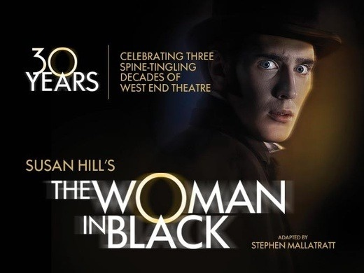 The Woman In Black with a Free Meal Preview Image