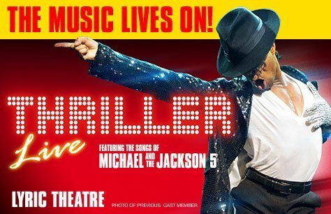 Thriller Live Preview Image