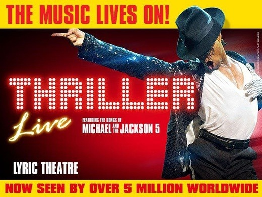 Thriller Live! Preview Image
