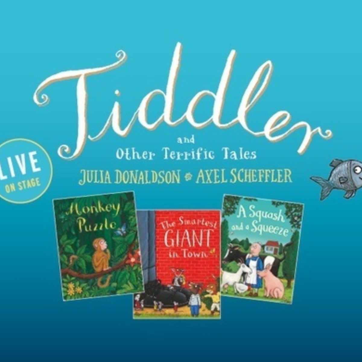Tiddler and Other Terrific Tales Images