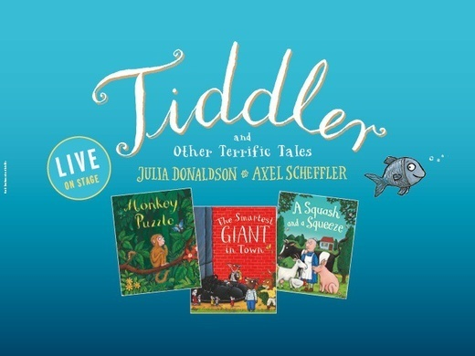 Tiddler and Other Terrific Tales Preview Image