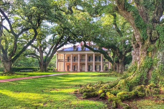 Tour of Oak Alley Plantation Preview Image