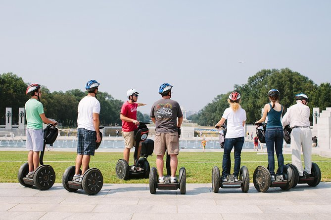 Two Hour Segway DC City Tour Preview Image