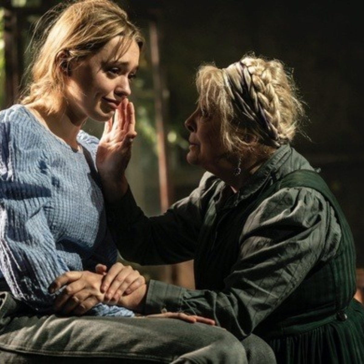 Uncle Vanya with a Free Meal Images