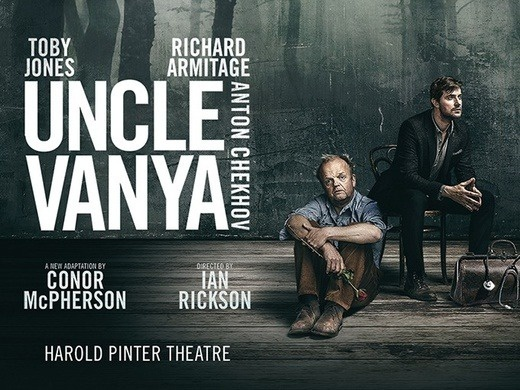 Uncle Vanya with a Free Meal Preview Image