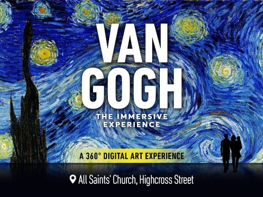 Van Gogh: The Immersive Experience Preview Image
