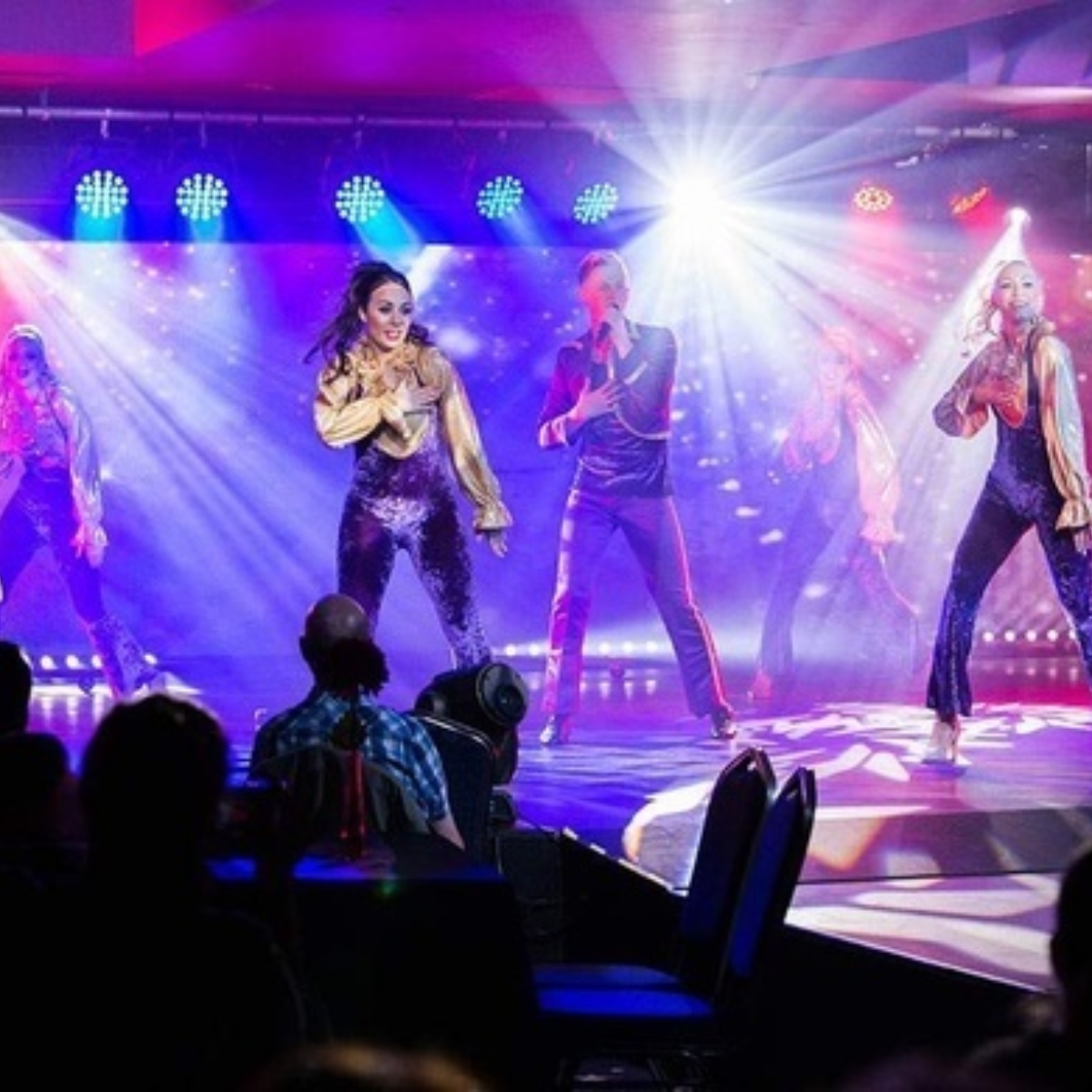 Viva Voulez Vous! A celebration of the music of ABBA Images