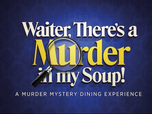 Waiter, There's a Murder in my Soup! Preview Image