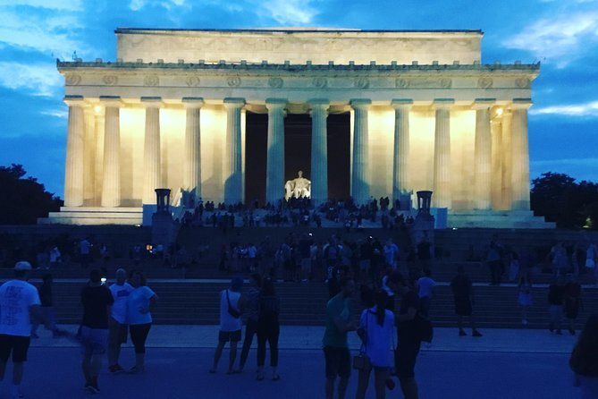 Washington DC Night  Tour Preview Image