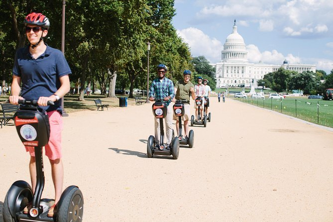 Washington DC Segway Tour Preview Image