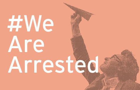 #WeAreArrested Preview Image