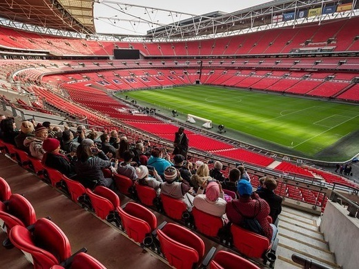Wembley Stadium Tours Preview Image