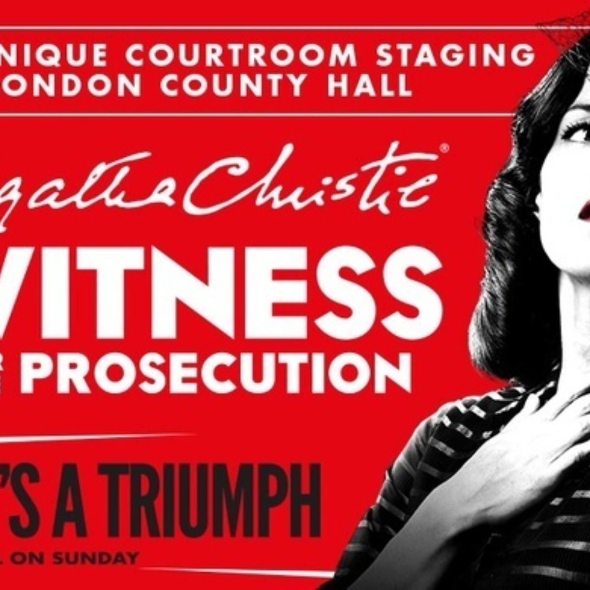 Witness for the Prosecution Images