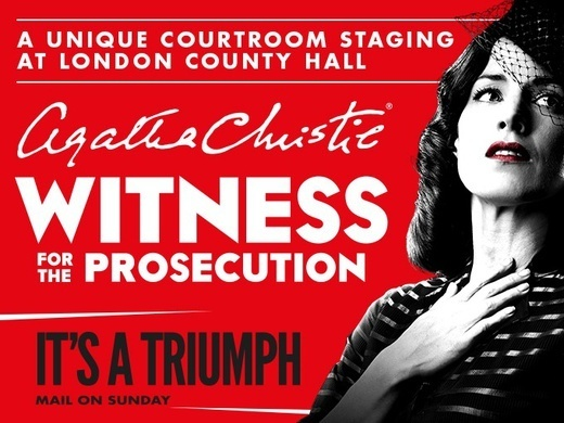 Witness for the Prosecution Preview Image